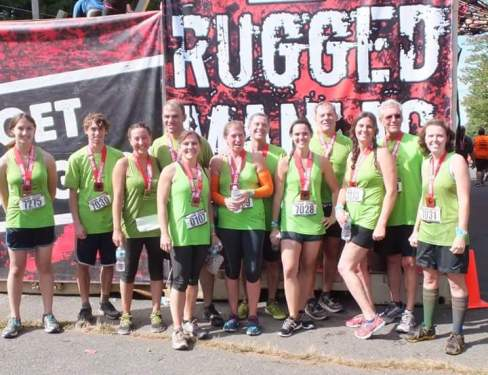 Rugged Maniac After Photo