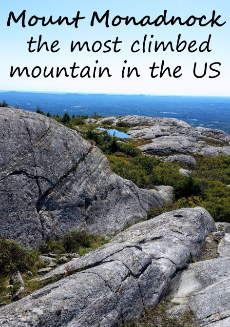Mount Monadnock - The most climbed mountain in the US