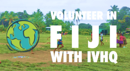 Volunteer in Fiji!