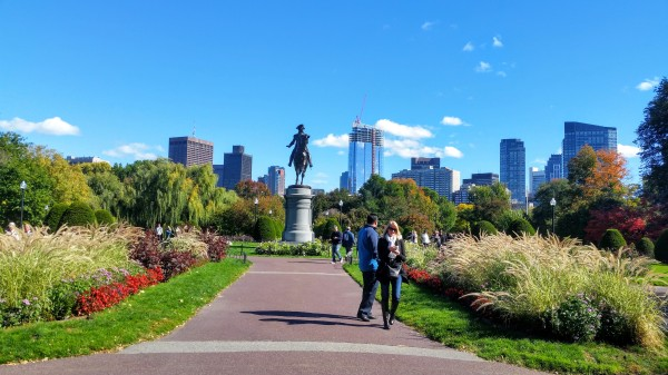 Boston Common, Boston, MA