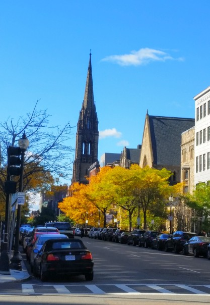 Newbury Street, Boston, MA