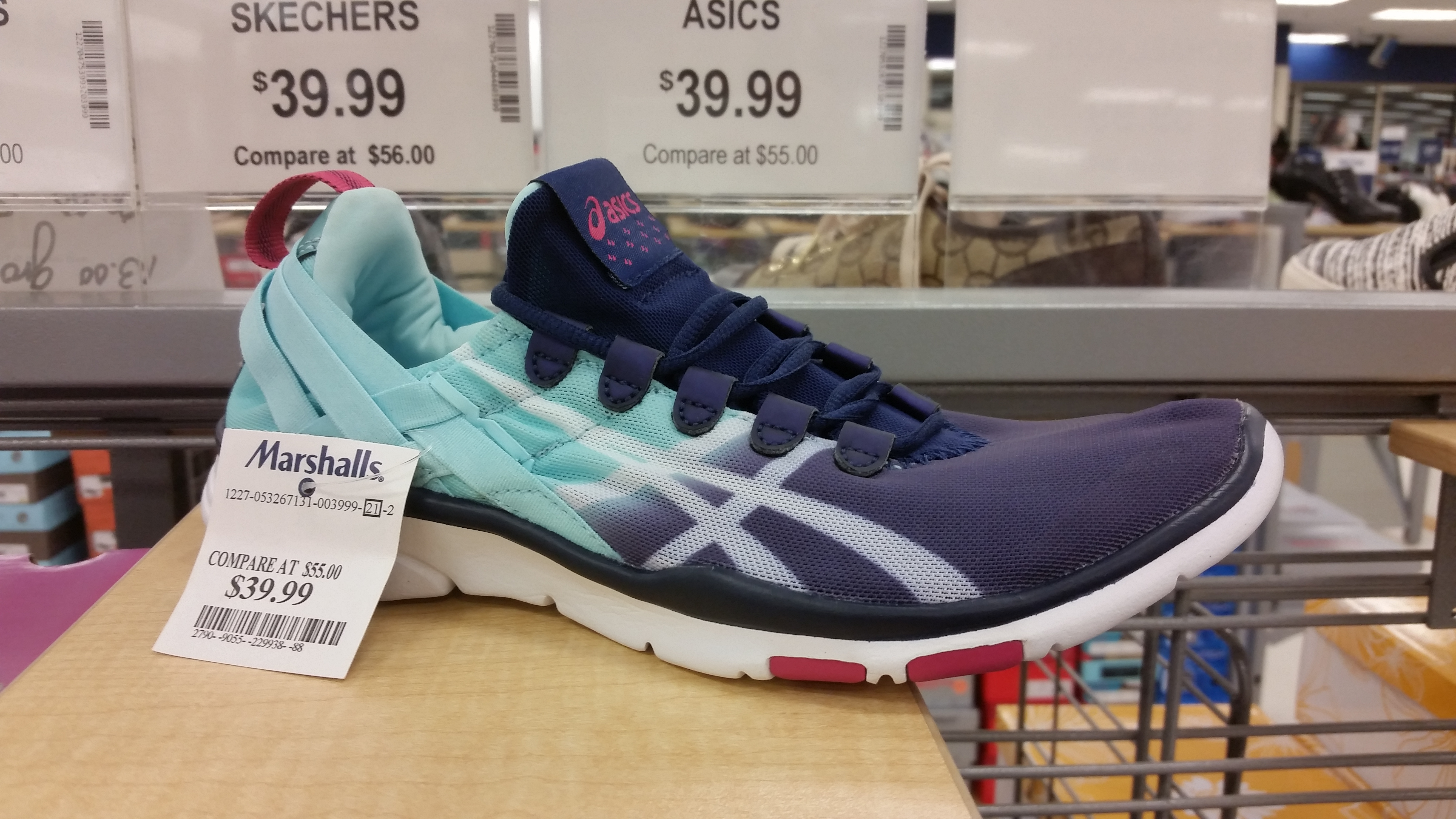 asics gel fit sana for running