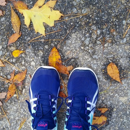 Asics GEO-Fit Sana Training Shoes