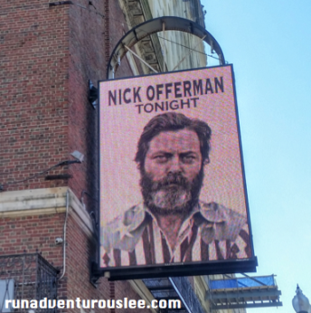 Nick Offerman, Wilbur Theater, Boston, MA