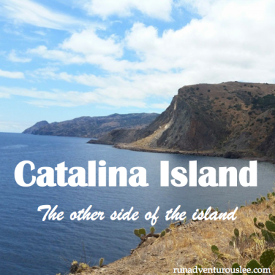 Catalina Island - The other side of the island