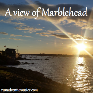 A view of Marblehead, MA