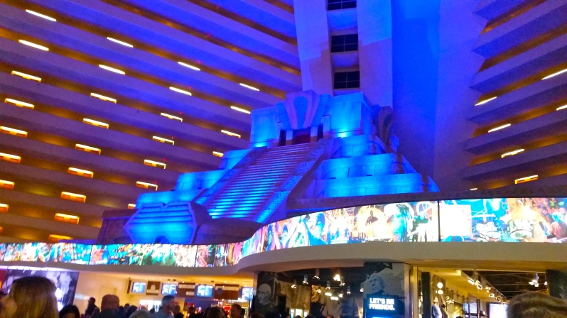 Luxor Blue Man Group Las Vegas
