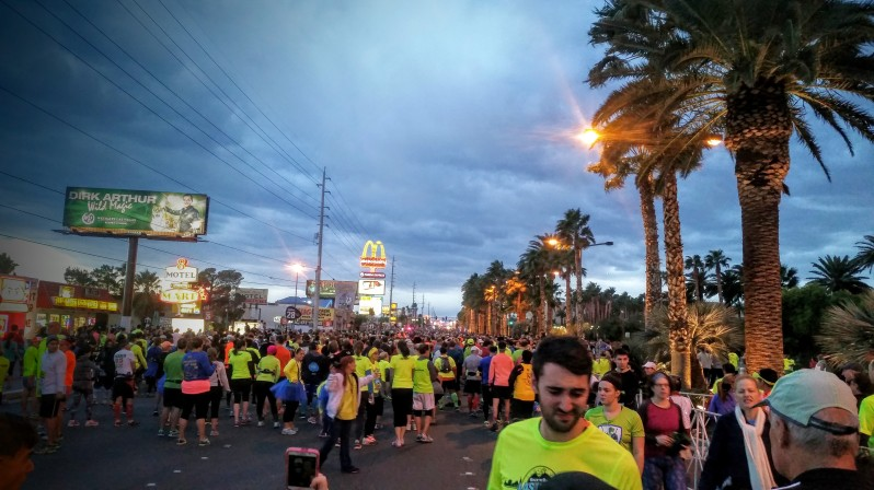 Rock N Roll Marathon Series Las Vegas