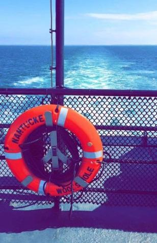 Nantucket Ferry Boat