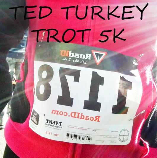 TED Turkey Trot 5k - Sturbridge MA