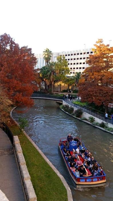 The River Walk, San Antonio