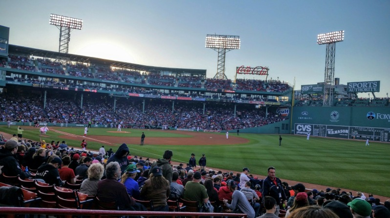 Fenway Park - Boston MA