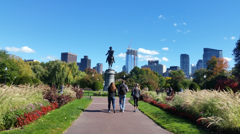 Boston Common - Boston MA