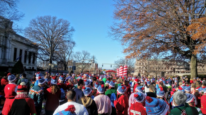 The Ugly Sweater Run - Hartford, CT