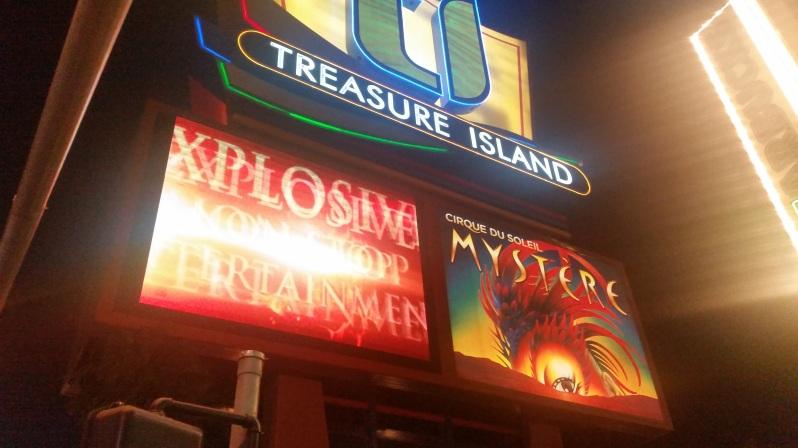 Cirque Du Soleil Mystere - Las Vegas