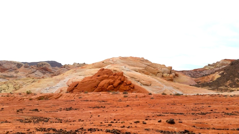 Valley of Fire - Fire Wave Trail