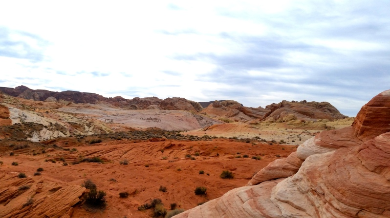 The Valley of Fire - Fire Wave Trail