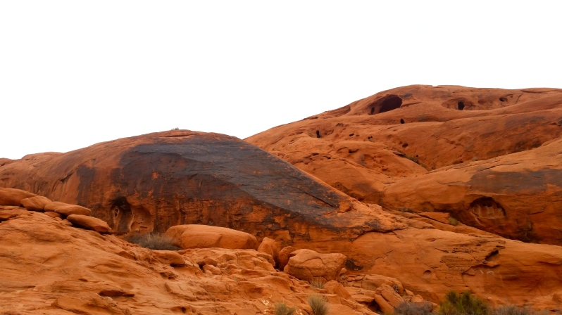 Petroglyph Canyon Trail - Valley of Fire