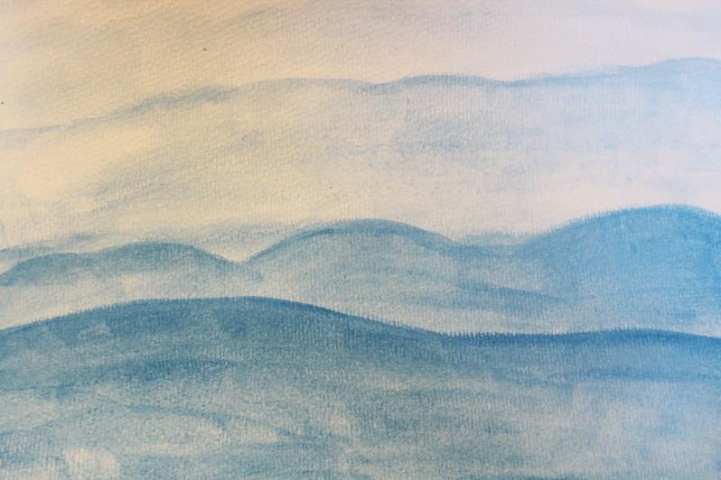 Glazed Landscape