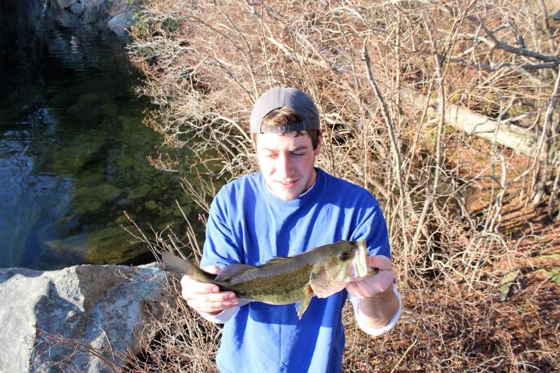Fishing in Deer Park